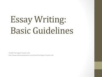 Example Thesis Statements for Case Studies